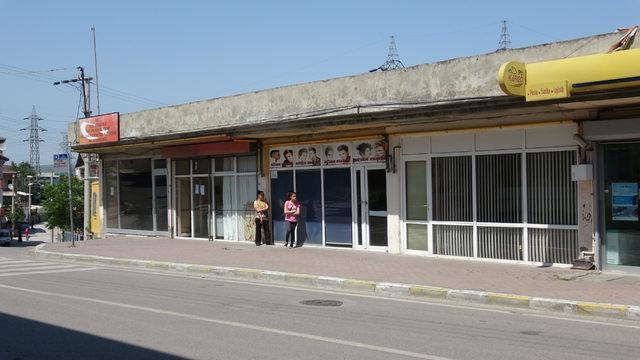10 yıllık kira istenince dükkanı, şehit ve gazi aileleri derneğine çevirdi