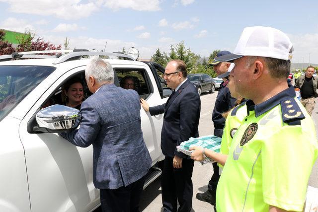 Bakan Yardımcısı Ersoy: Trafik terörüyle mücadelede önemli mesafeler alıyoruz