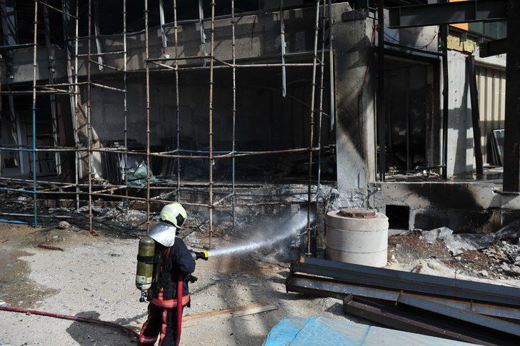 Ankara'da otelde doğalgaz patlaması! Ekipler bölgede