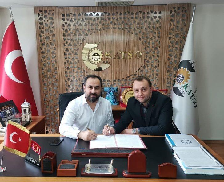 KATSO ile D'S DAMAT arasında indirim protokolü imzalandı