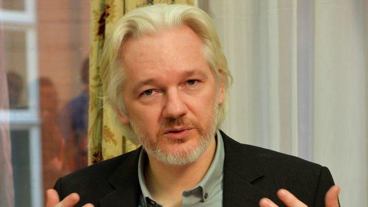 Mahkemeden Assange için Gıyabında Tutuklama Talebine Ret