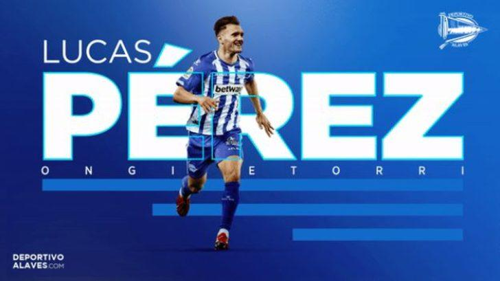 Lucas Perez - West Ham United > Alaves | BONSERVİS BEDELİ: 2.3 milyon Euro