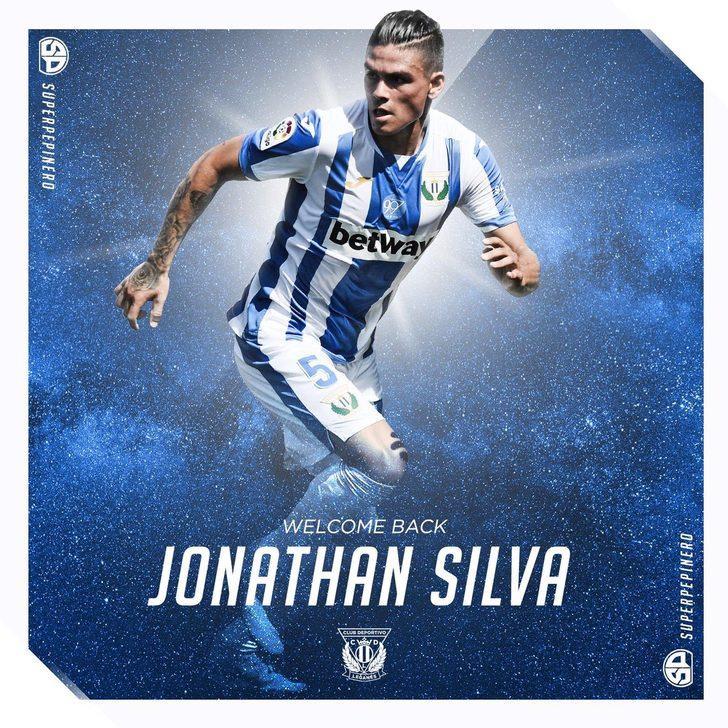 Jonathan Silva - Sporting Lizbon > Leganes | BONSERVİS BEDELİ: 3 milyon Euro
