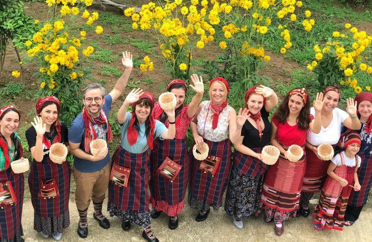 Fındıkta tarım turizmi için Türkiye'ye geliyorlar