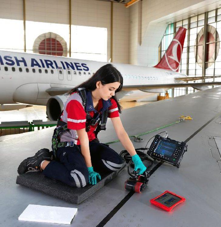 Türk Hava Yolları Teknik çok sayıda personel alacak! Ücretsiz ve indirimli uçuş imkanı