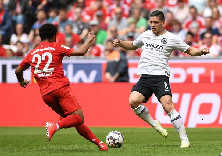 Luka Jovic - Eintracht Frankfurt > Real Madrid | BONSERVİS BEDELİ: 70 milyon Euro