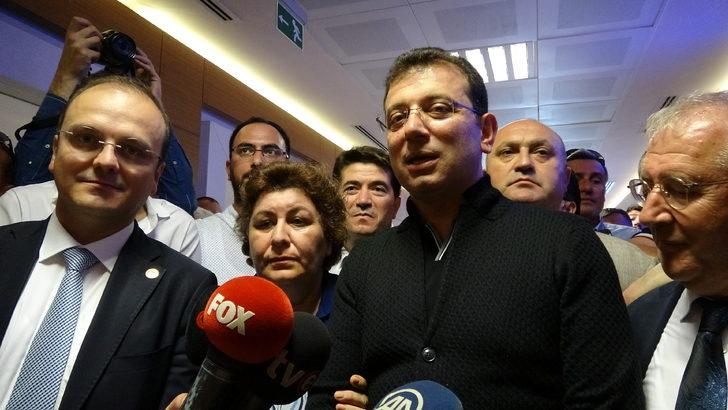 Ekrem İmamoğlu, Trabzon'da