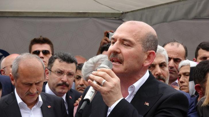 Bakan Soylu: CHP'liler bana 'akıllı ol' diye seslendi, kınıyorum