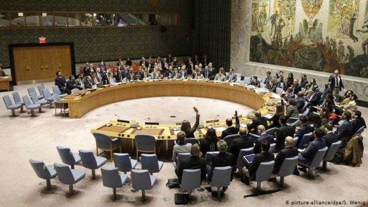BMGK'den Sudan konusunda ortak bir karar çıkmadı