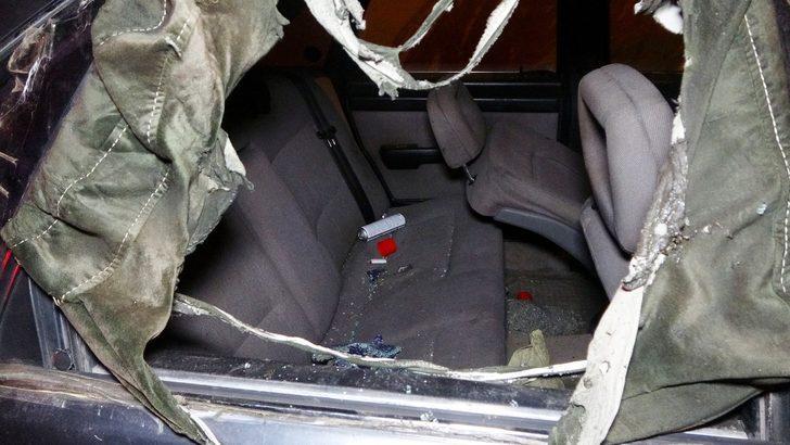 Otomobilde soludukları çakmak gazı patladı; 2 çocuk yaralandı