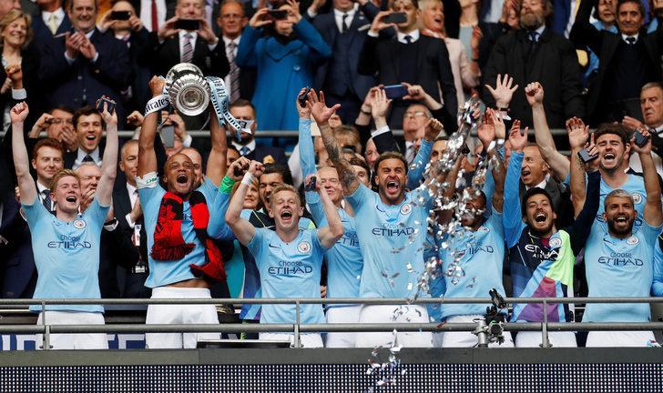 Avrupa'nın en değerli takımı Manchester City