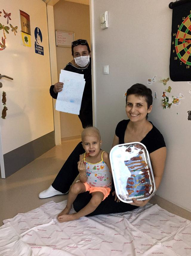 Öykü Arin'in annesi: İyileşmeden, 'bayram' demeye dilim varmıyor