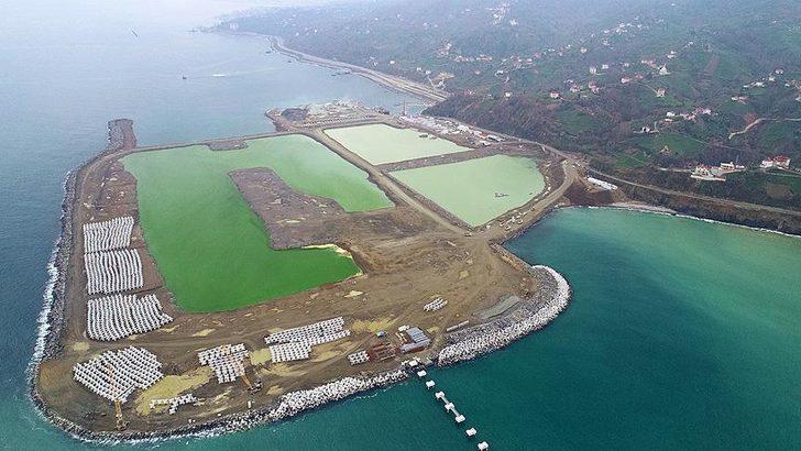 Artvin Havalimanı inşaatında son durum