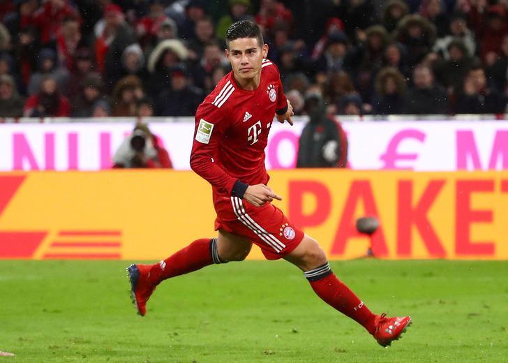 Bayern Münih James Rodriguez'in satın alma opsiyonunu kullanmadı