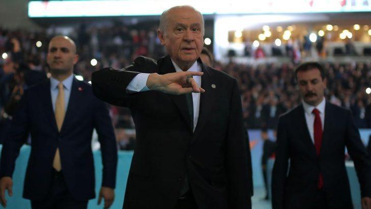 MHP lideri Bahçeli: İstanbul adaylarının TV tartışması iyi bir tartı