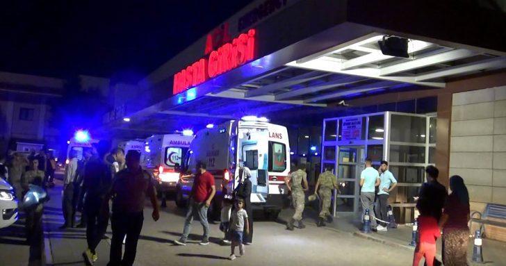 PKK'dan hain saldırı! 2 asker yaralandı