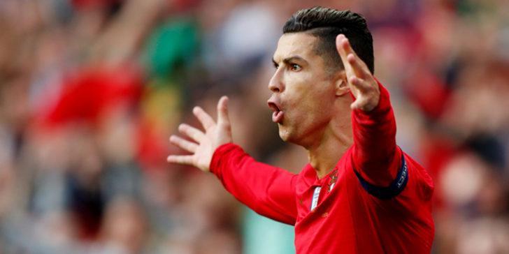 Dünya Ronaldo'yu konuşuyor