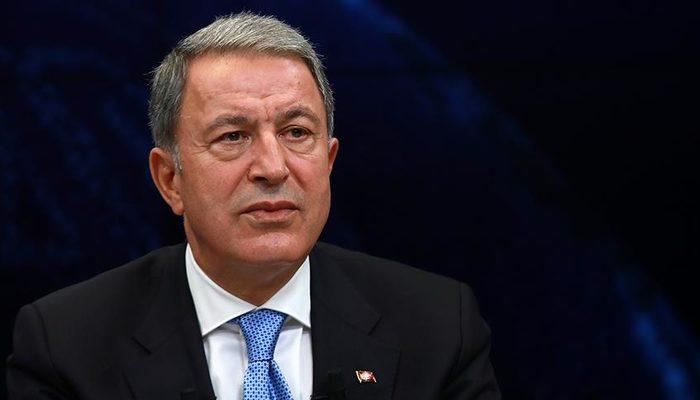 Milli Savunma Bakanı Hulusi Akar'dan kritik helikopter uçuşu açıklaması