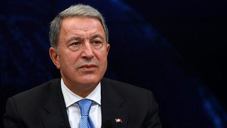 Milli Savunma Bakanı Hulusi Akar'dan ABD ve Rusya'ya çağrı