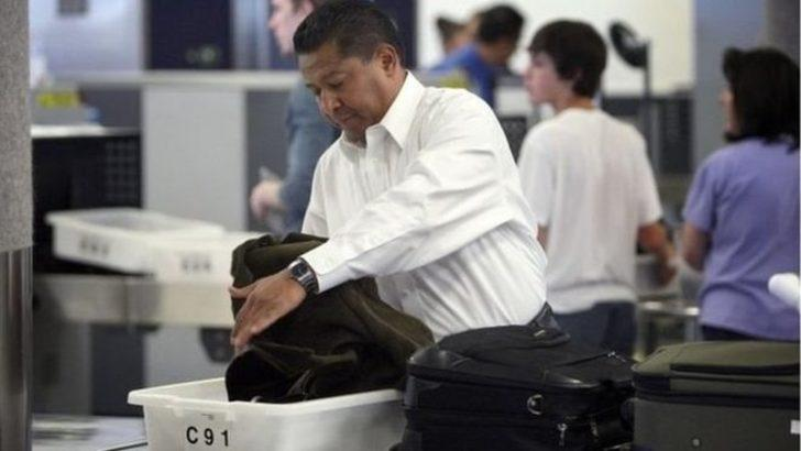 Heathrow Havalimanı: Sıvı maddeler ve bilgisayarlar güvenlik kontrolünde çantalarda kalabilecek