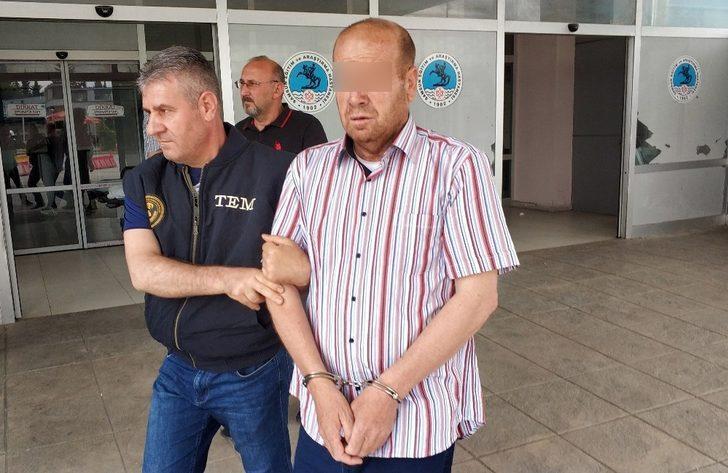 DEAŞ'tan gözaltına alınan Iraklı adliyeye sevk edildi
