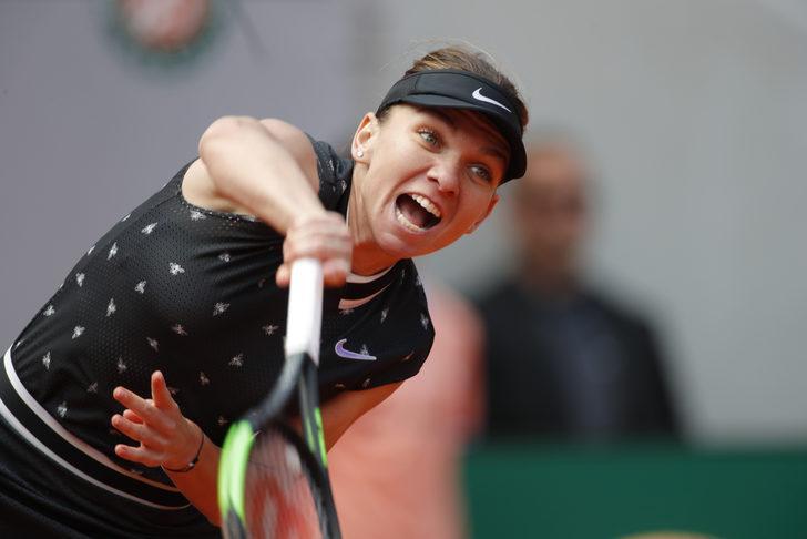 Simona Halep, Fransa Açık'ta çeyrek finalde elendi