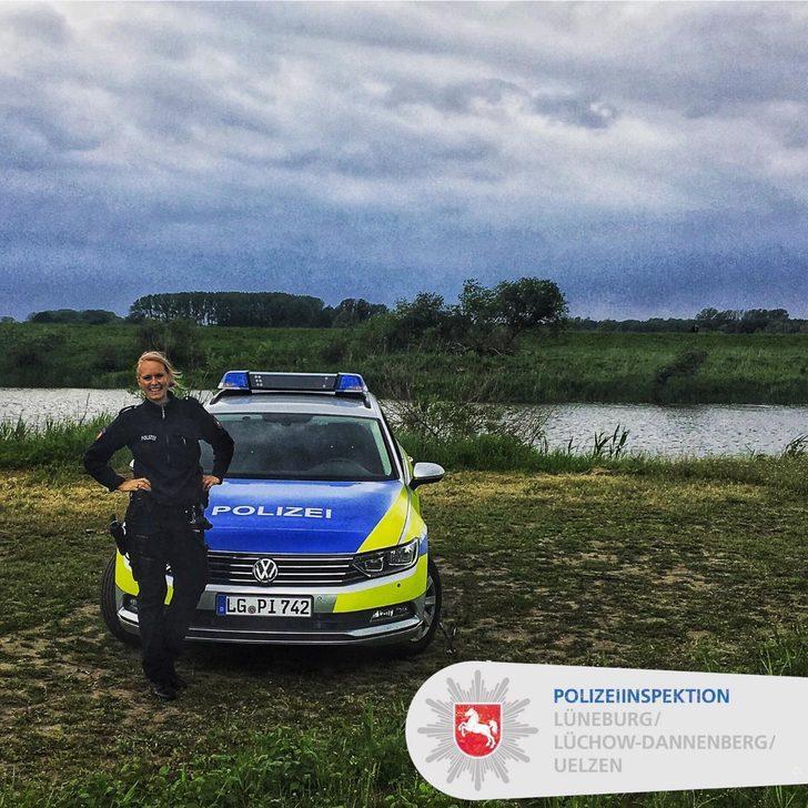 Alman polisi vatandaşla Instagram'dan da iletişime başladı