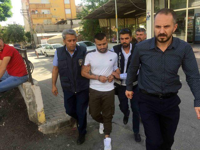 Otomobille kaçarken polise çarpan sürücü, 21 gün sonra yakalandı