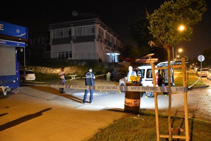 GÜNCELLEME - Samsun'da silahlı kavga: 3 yaralı