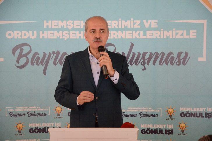"""Kurtulmuş: """"Hadi bakalım İmamoğlu, 'benim PKK'nın desteğine ihtiyacım yok' desin"""""""