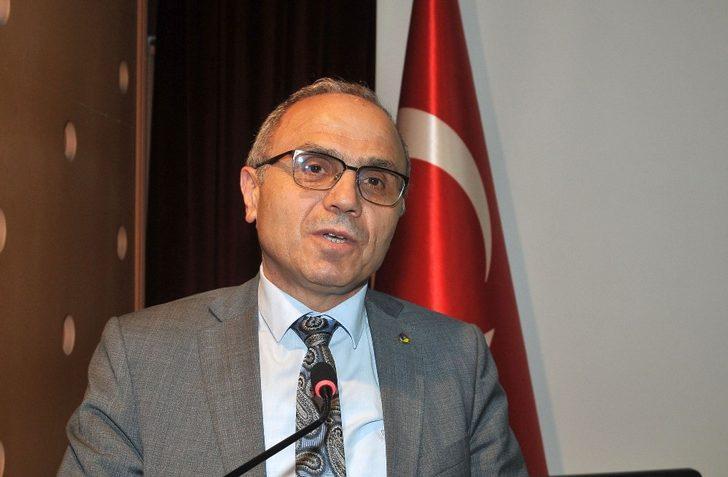 """TTSO Başkan Yardımcısı Serdar: """"AR-GE'ye ayrılan payı artırmalı, dijital becerileri yüksek işgücü yetiştirmeliyiz"""""""