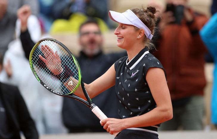 Roland Garros kadınlar finalinde Ashleigh Barty ve Marketa Vondrousova karşılaşacak