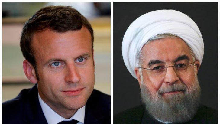 İran Fransa'nın Görüşme Çağrısını Reddetti