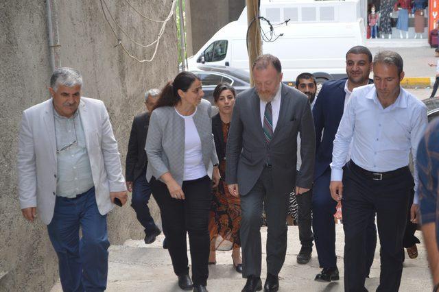 HDP'li Temelli: 23 Haziran'da da sizi yeneceğiz