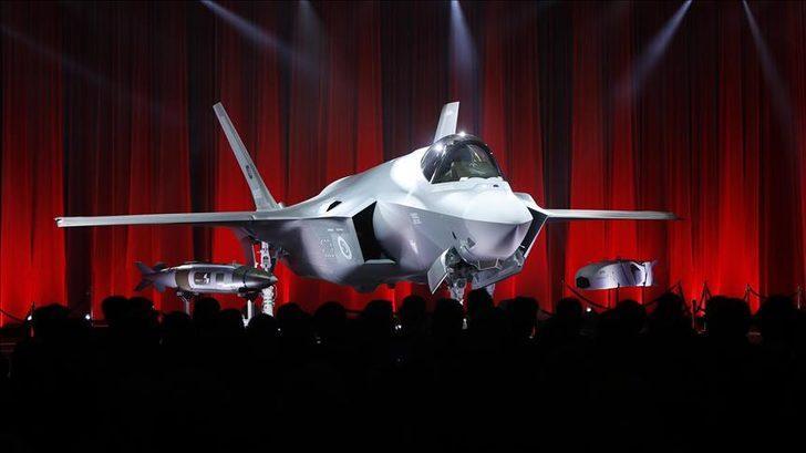 Son dakika: Pentagon'dan F-35 açıklaması