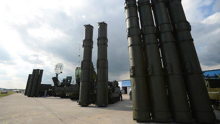 Rusya S-400'ler için tarih verdi!