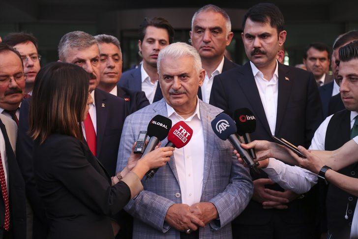 Binali Yıldırım'dan Ekrem İmamoğlu ile ortak yayın açıklaması: Benim tercihim...