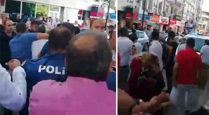 Malatya'da iki çocuğu taciz ettiği ileri sürülen şüpheliye linç girişimi