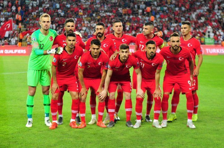 Milli Takım, elemelerde gol yemeyen 3 takımdan biri