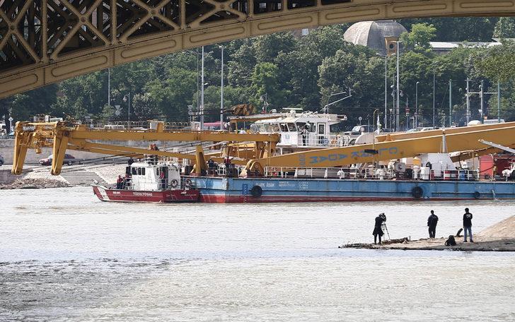 Tuna Nehri'ndeki gemi kazasında ölü sayısı 20'ye yükseldi