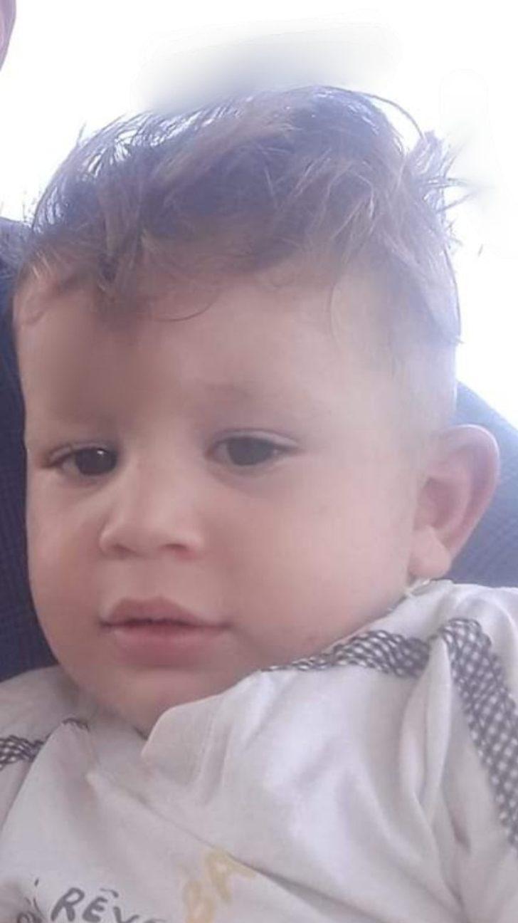 Traktörden düşen 2 yaşındaki çocuk hayatını kaybetti
