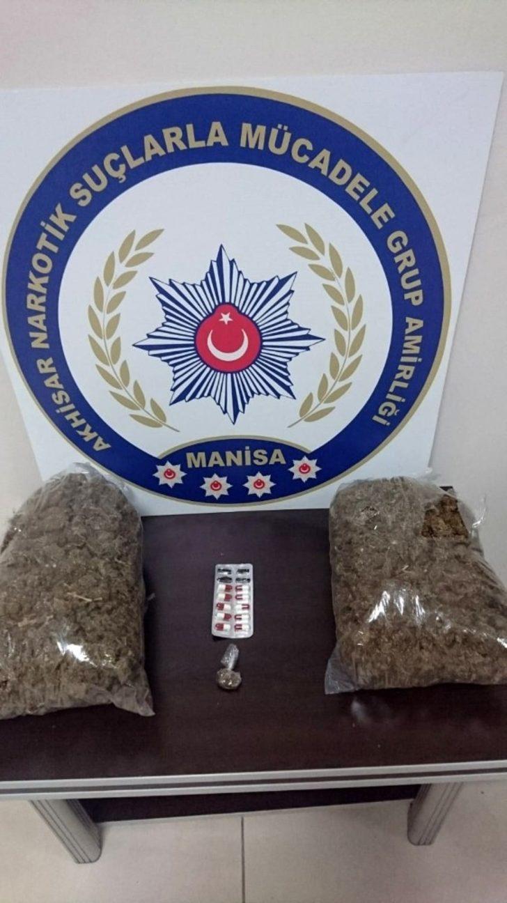 3. Sınıf Emniyet Müdürü uyuşturucu ticaretinden tutuklandı