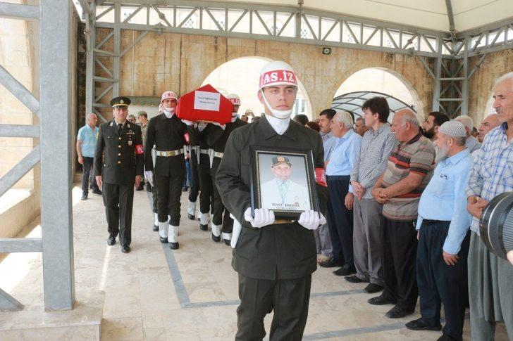Kore Gazisi Yusuf Babacan'a son görev