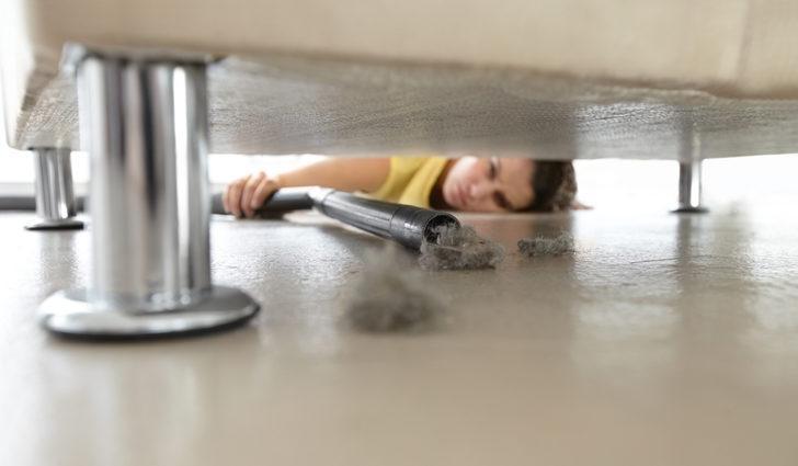 Evinizi temizlemeden bir kez daha düşünün