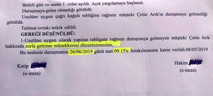 'Hakaret' davasında CHP'li vekile 'zorla getirme' kararı (2)