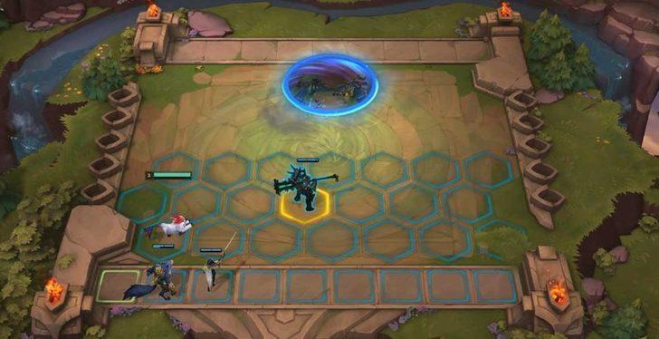 Yeni League Of Legends oyun modu: Taktik savaşları