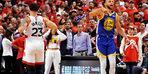 Golden State Warriors pes etmedi