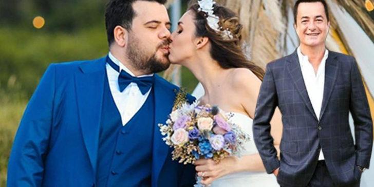 Acun Ilıcalı, Eser Yenenler ile evlenen Berfu Yıldız'a bakın ne taktı!