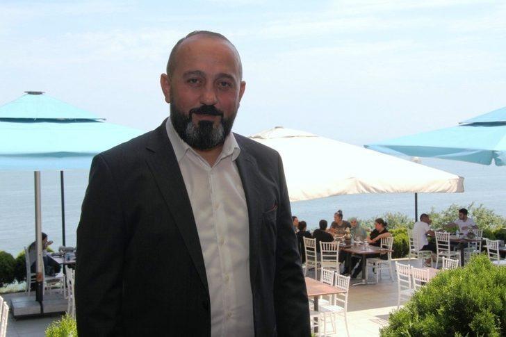 """Turizm ve Tanıtma Platformu (TUTAP) Trabzon İl Temsilcisi Özpınar: """"Trabzon turizmini sadece Ortadoğu'ya hapsetmemek gerekiyor"""""""