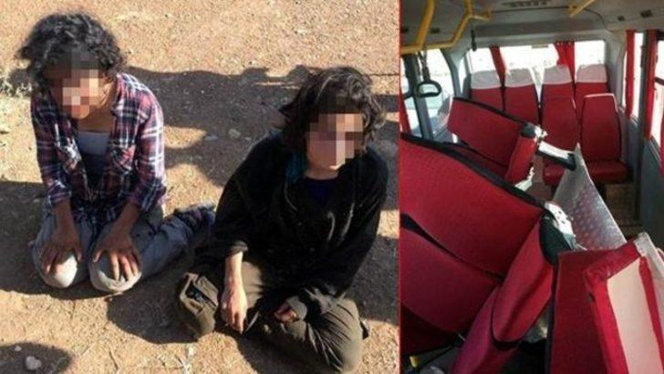 Minibüse saklanmış: İlk pişmanlığımı 40 kadın teröristle uyandığımda yaşadım